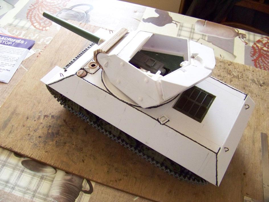 3-inch Gun Motor Carriage M 10 Tank Destroyer 91-3e616ff