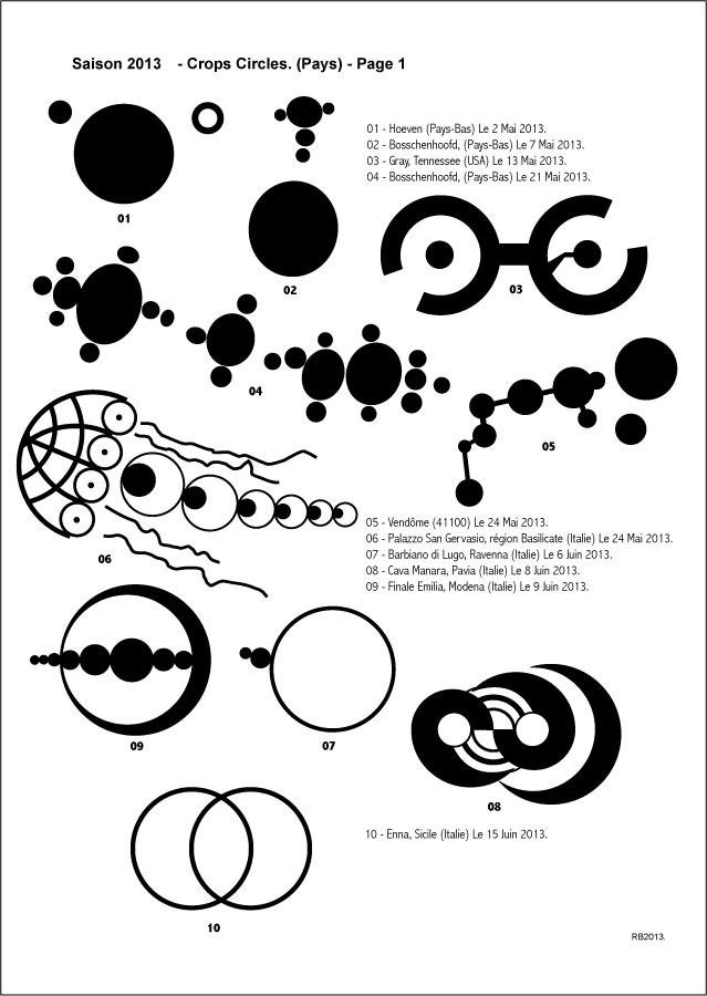 Crop Circles 2013. Pays-2013--01--3f0dcfc