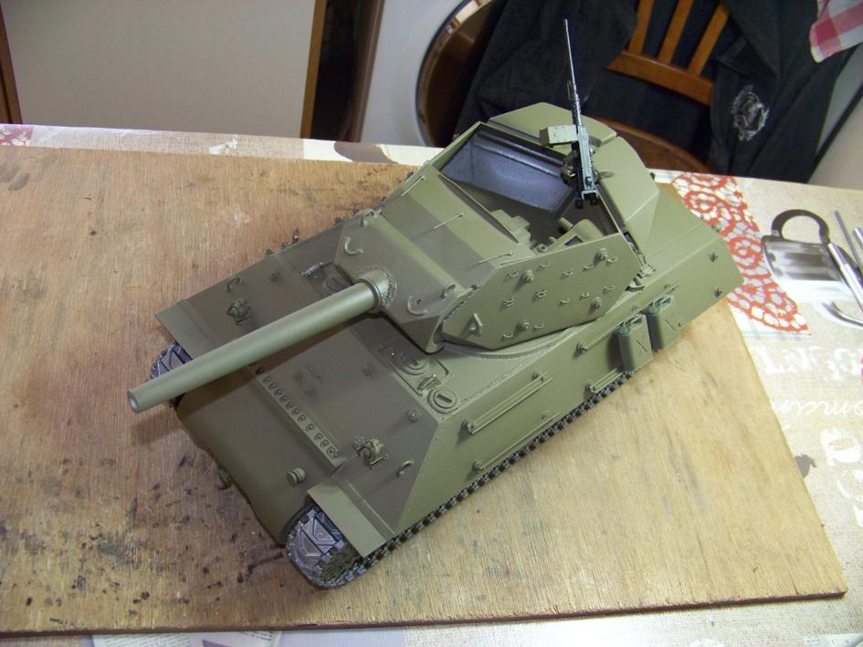 3-inch Gun Motor Carriage M 10 Tank Destroyer 10-3e9e5c6