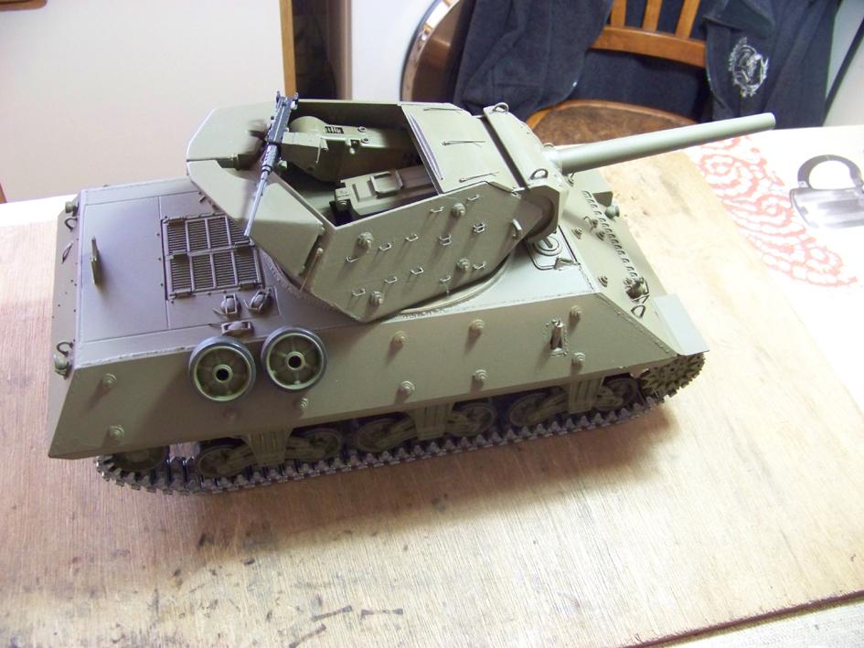 3-inch Gun Motor Carriage M 10 Tank Destroyer 4-3e9e57d