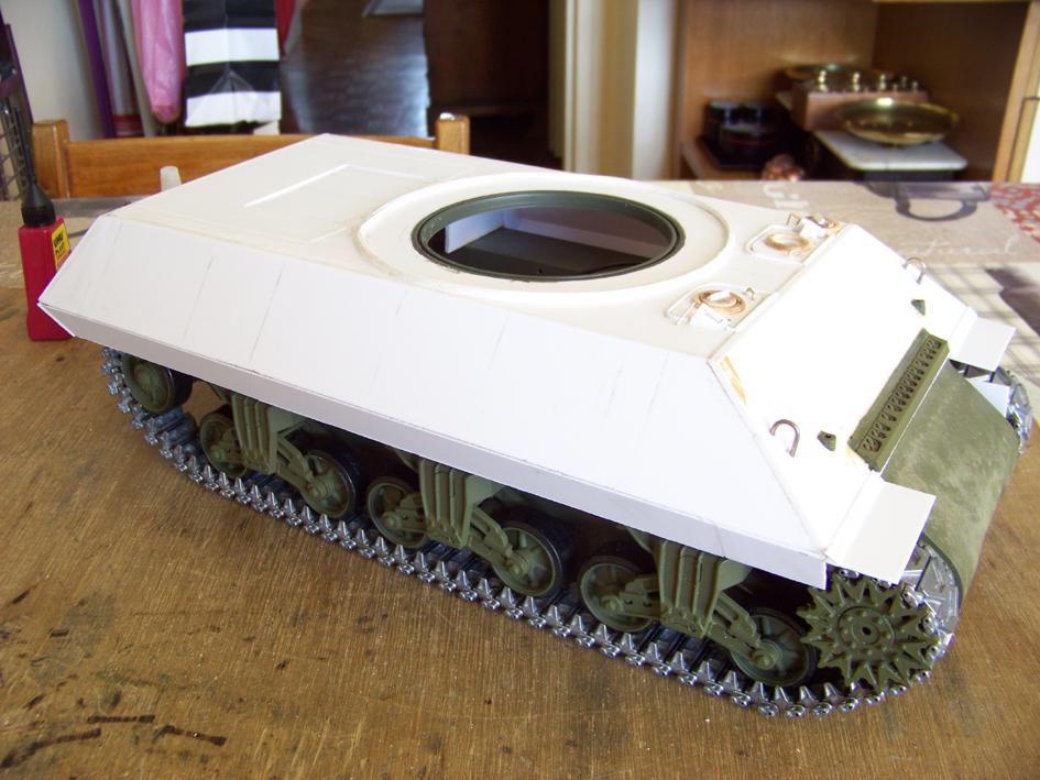 3-inch Gun Motor Carriage M 10 Tank Destroyer 39-3e33d85