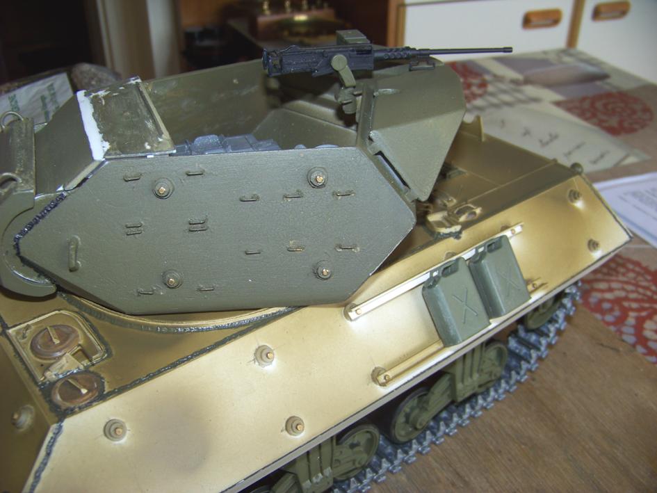 3-inch Gun Motor Carriage M 10 Tank Destroyer 121-3e98048