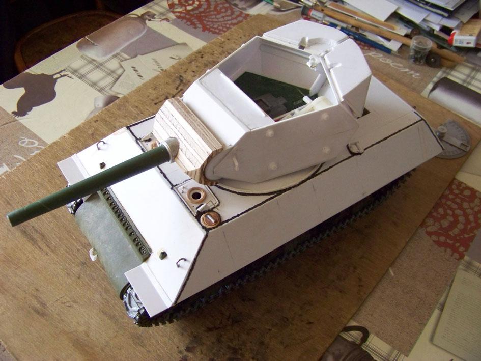 3-inch Gun Motor Carriage M 10 Tank Destroyer 89-3e616d1