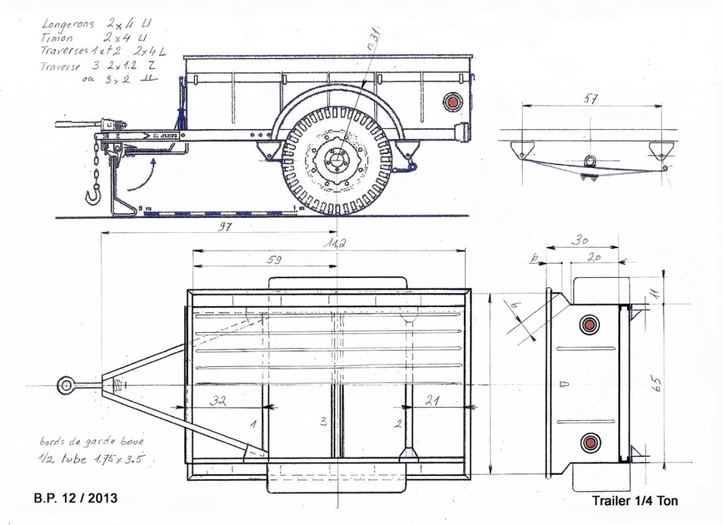 Jeep Danbury 1/16e, motorisée Sumo + remorque Bantam 1/4 t 7-copie-2-42a9c2e