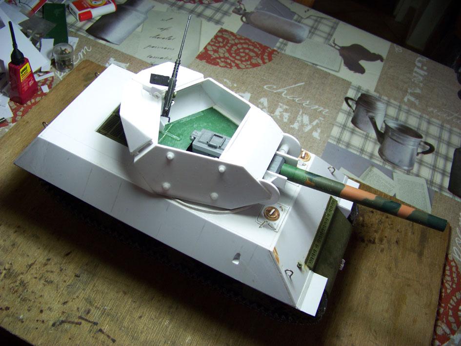 3-inch Gun Motor Carriage M 10 Tank Destroyer 101_2294-3e53ff0