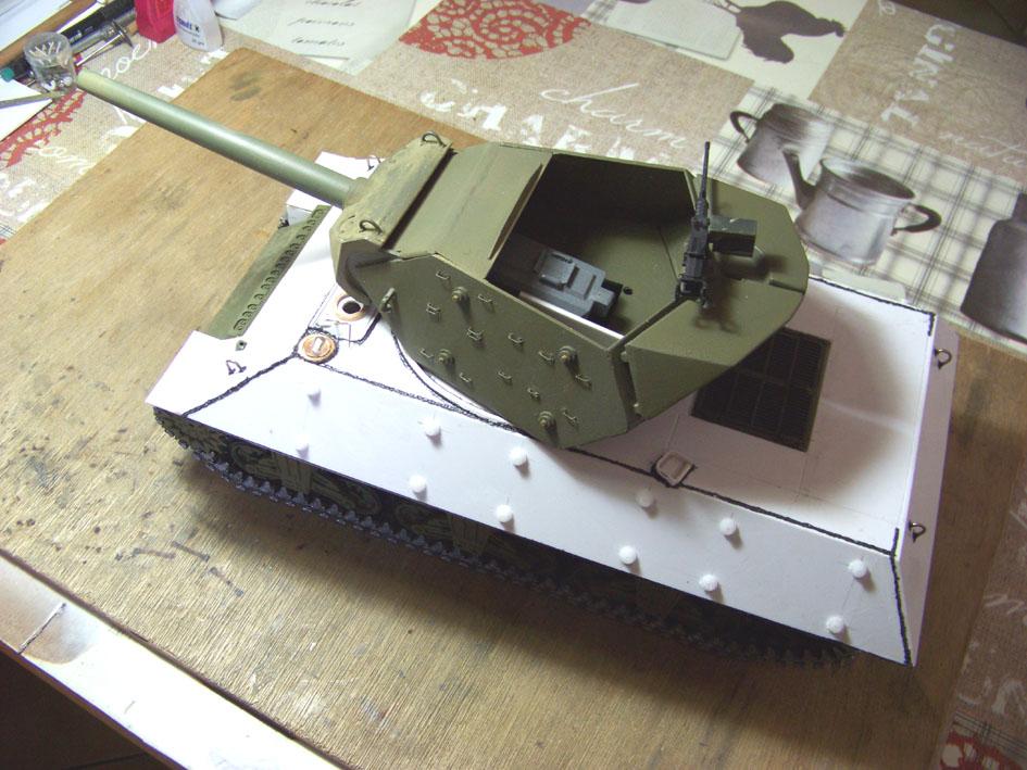 3-inch Gun Motor Carriage M 10 Tank Destroyer 101-3e73b04