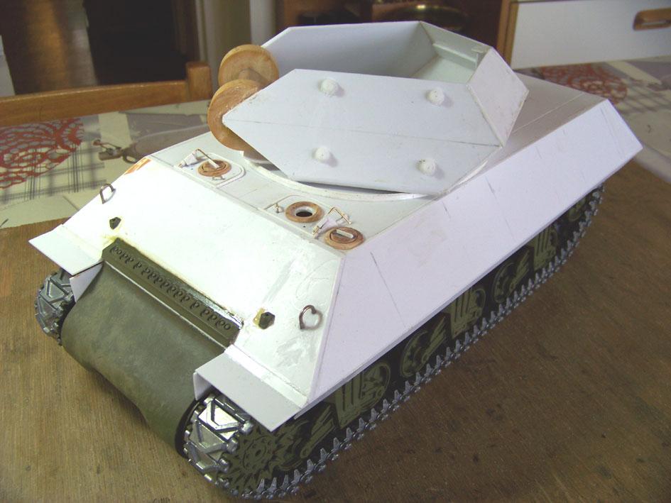 3-inch Gun Motor Carriage M 10 Tank Destroyer 52-3e3ecd9
