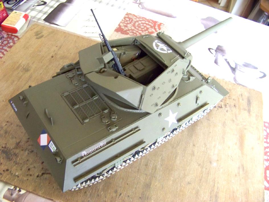 3-inch Gun Motor Carriage M 10 Tank Destroyer 65-3ef1798
