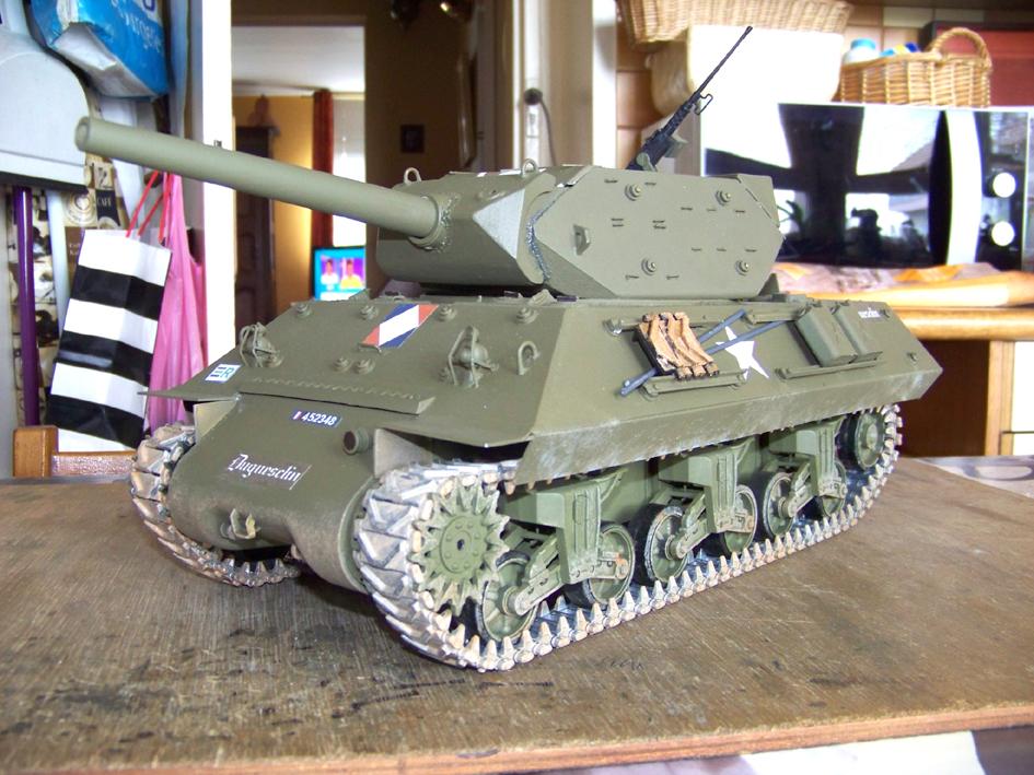 3-inch Gun Motor Carriage M 10 Tank Destroyer 69-3ef17a3