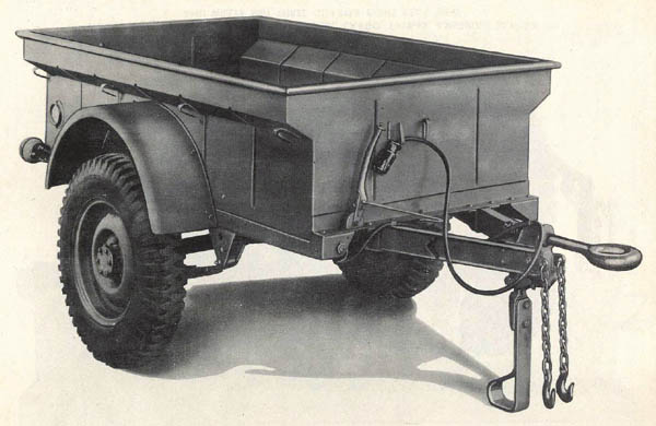 Jeep Danbury 1/16e, motorisée Sumo + remorque Bantam 1/4 t Jeep-trailer-bantam-willys-427c3b8