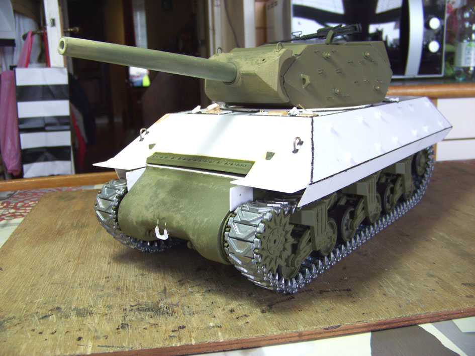 3-inch Gun Motor Carriage M 10 Tank Destroyer 104-3e73b51