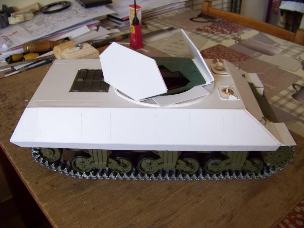 3-inch Gun Motor Carriage M 10 Tank Destroyer 51-3e395fa