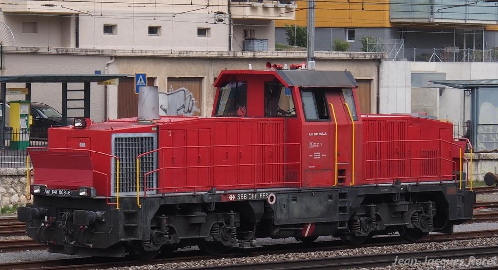 Spot du jour ferroviaire. Nouvelles photos postées le 28 Novembre 2016 Am-841-008-cff_04-3d8948b