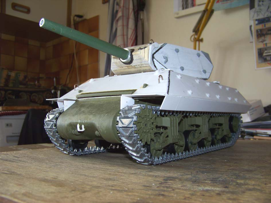 3-inch Gun Motor Carriage M 10 Tank Destroyer 98-3e6d413
