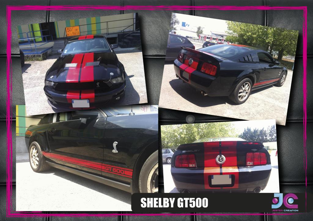 Vends Sticker Renault Replica - Stripping - et autres modeles  - Page 2 Shelby-gt500-3f79e8e