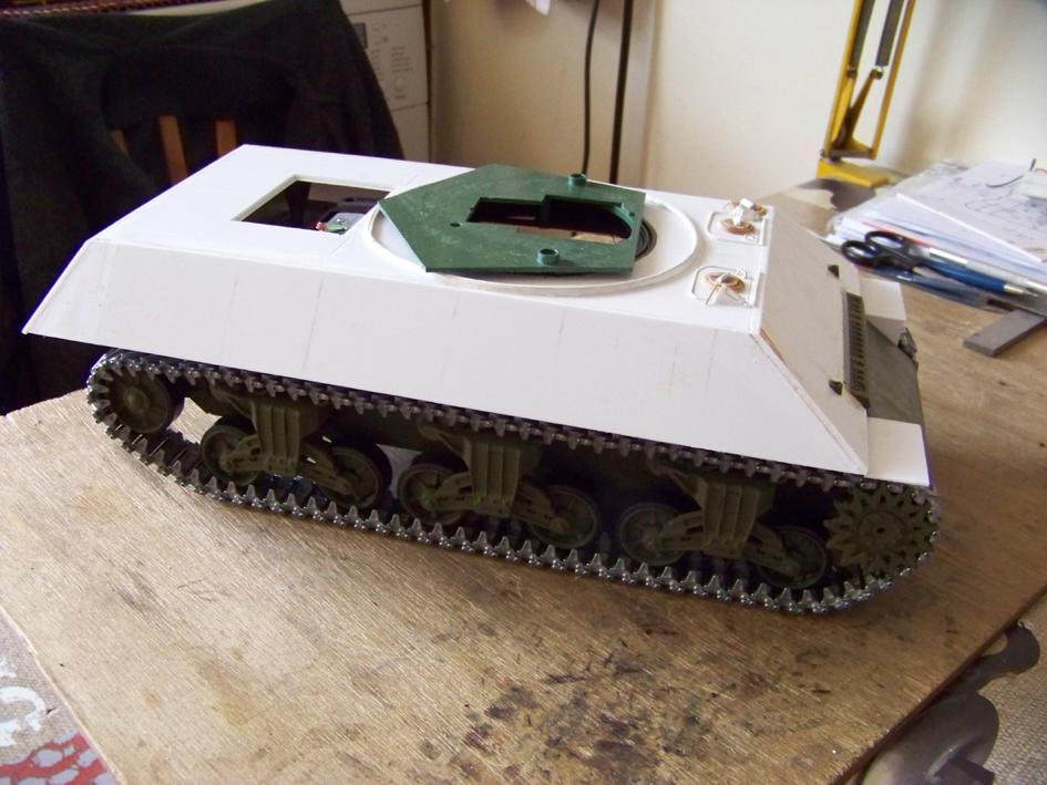 3-inch Gun Motor Carriage M 10 Tank Destroyer 31-3e2c909