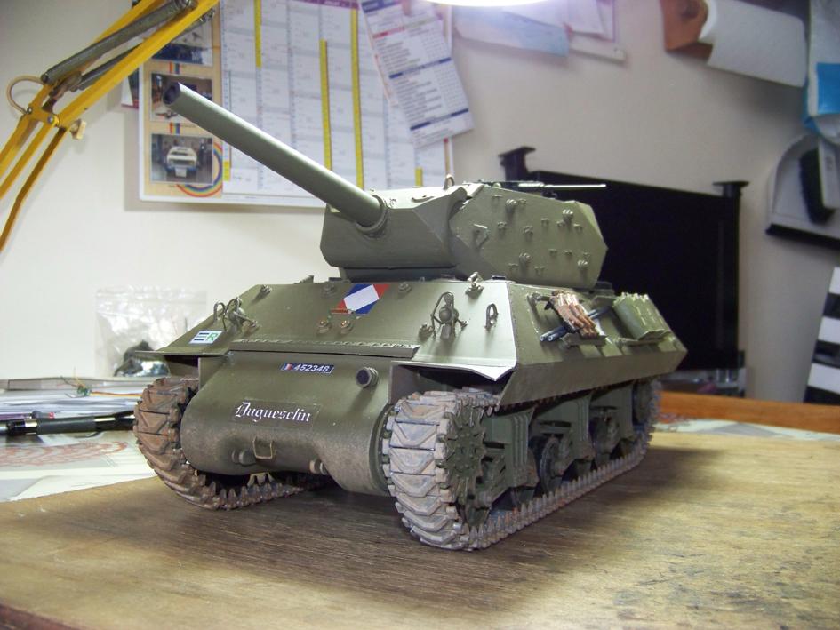 3-inch Gun Motor Carriage M 10 Tank Destroyer 22-3f3fdb5