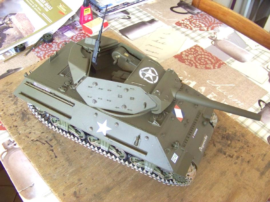 3-inch Gun Motor Carriage M 10 Tank Destroyer 58-3ef178b