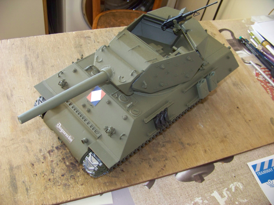 3-inch Gun Motor Carriage M 10 Tank Destroyer 101_2386-3ec6726