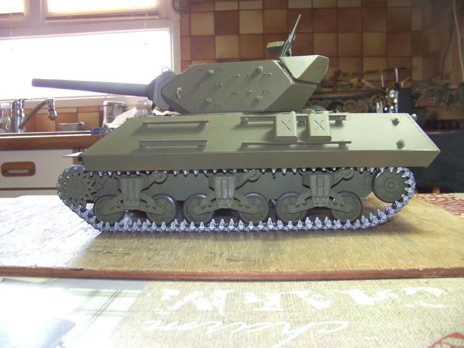 3-inch Gun Motor Carriage M 10 Tank Destroyer 14-3e9e5ea