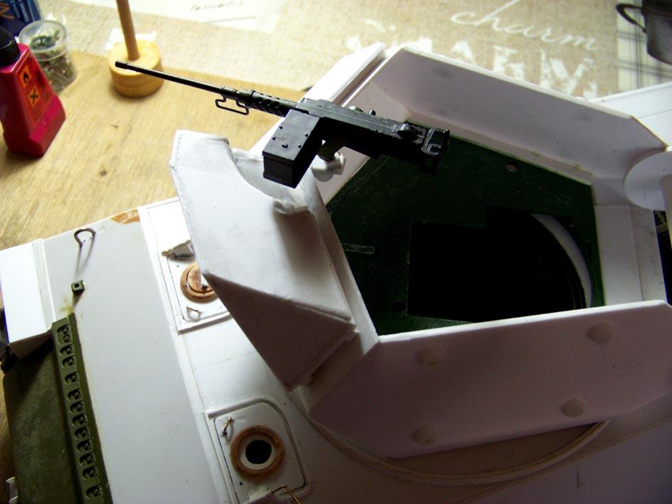 3-inch Gun Motor Carriage M 10 Tank Destroyer 67-3e4c489
