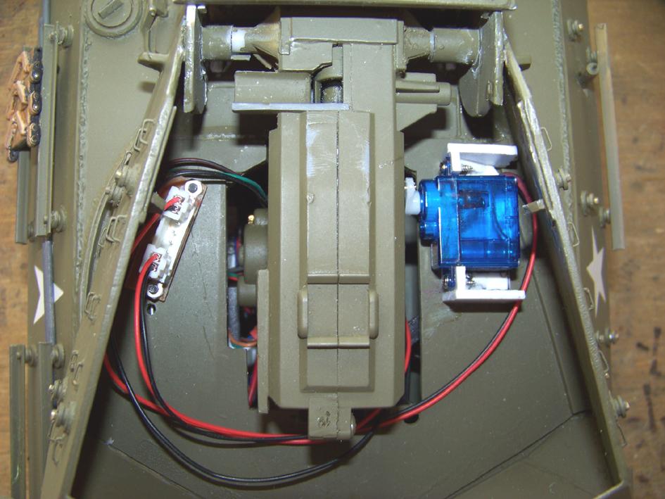 3-inch Gun Motor Carriage M 10 Tank Destroyer 100_2520-3f1b397