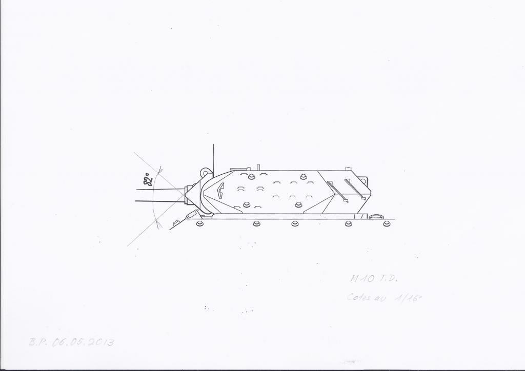 3-inch Gun Motor Carriage M 10 Tank Destroyer M10-t.d.-cc-3dfde25