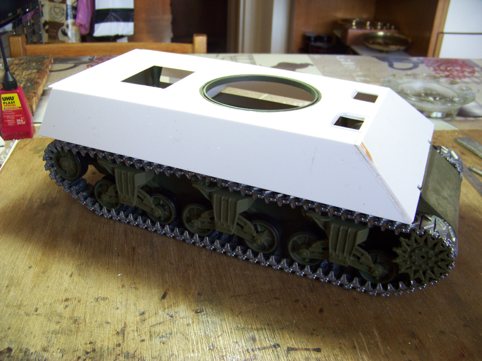 3-inch Gun Motor Carriage M 10 Tank Destroyer 22-3e1ed4d