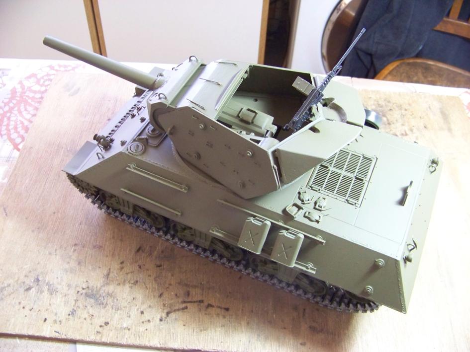 3-inch Gun Motor Carriage M 10 Tank Destroyer 8-3e9e5ae