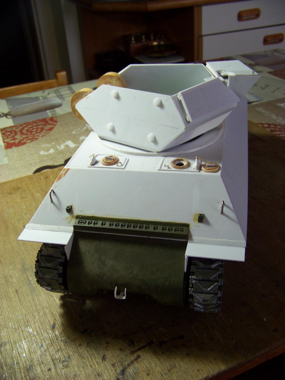 3-inch Gun Motor Carriage M 10 Tank Destroyer 61-3e459ef