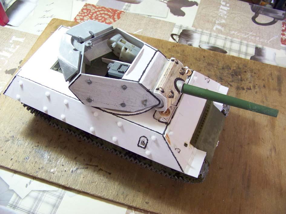 3-inch Gun Motor Carriage M 10 Tank Destroyer 95-3e6d3b8