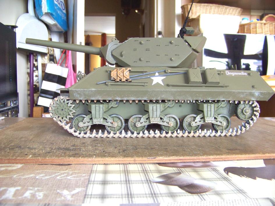 3-inch Gun Motor Carriage M 10 Tank Destroyer 70-3ef17a9