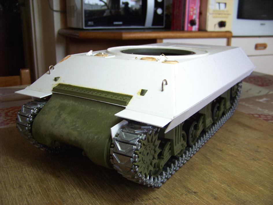 3-inch Gun Motor Carriage M 10 Tank Destroyer 43-3e33d9e