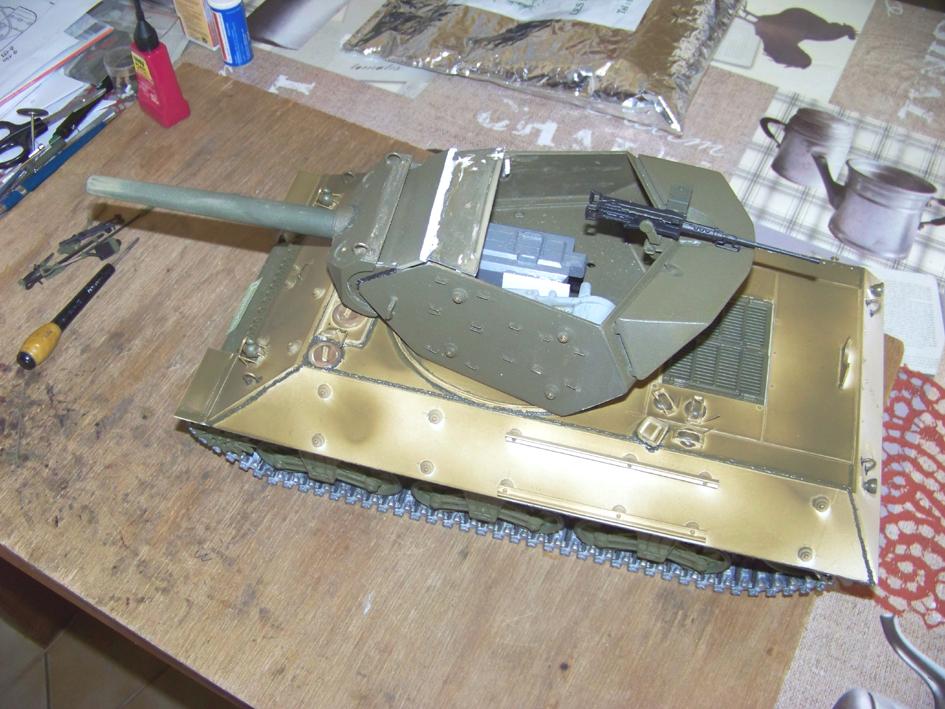3-inch Gun Motor Carriage M 10 Tank Destroyer 112-3e97fdc