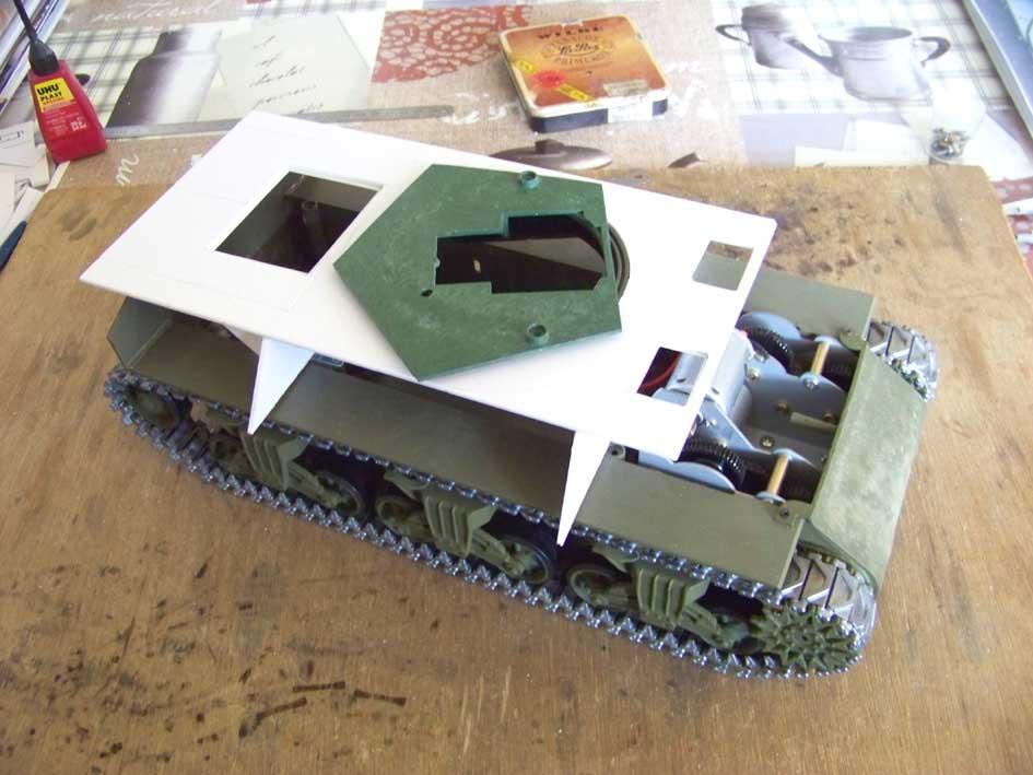 3-inch Gun Motor Carriage M 10 Tank Destroyer 10-3e16fa8