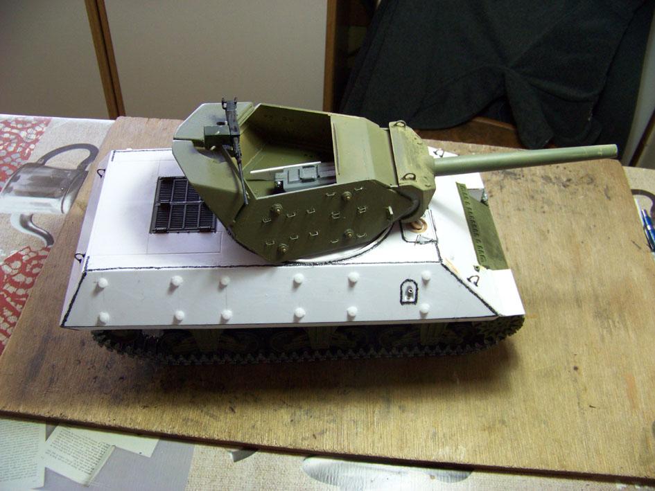 3-inch Gun Motor Carriage M 10 Tank Destroyer 99-3e73b1b