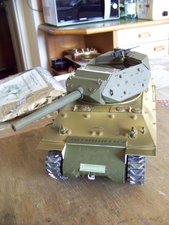 3-inch Gun Motor Carriage M 10 Tank Destroyer 119-3e98019