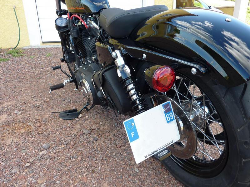 Harley Davidson Sporster 1200 Forty Eight avec quelques modifs ... P1030587-3f1e6e2