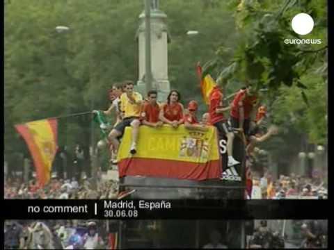Eurocopa 2008, todos los partidos de España 0
