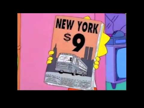 Mind Blowing Simpsons Predictions You Won't Believe Came True.. 0