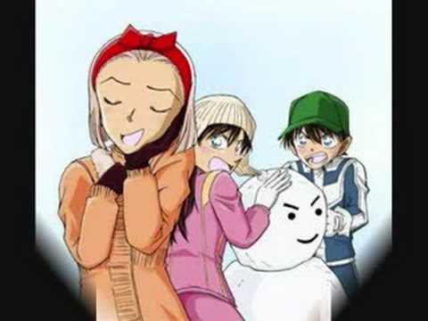 Sưu tầm ảnh của Ran và Shinichi 0