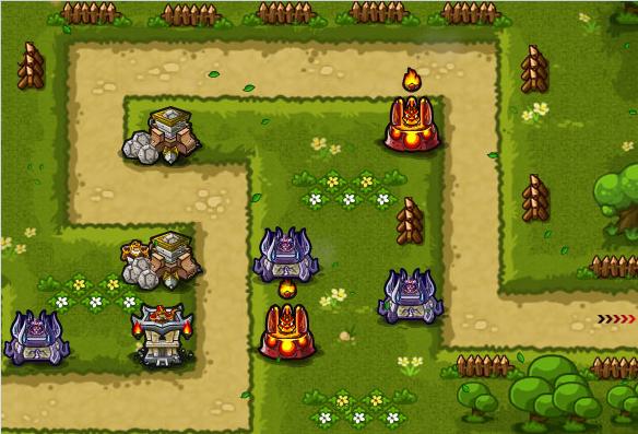 Tower Defense Private - game thủ tháp - mở máy chủ mới - miễn phí 6 Vạn Vàng Gioithieu2
