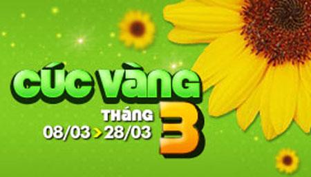 Auto Dành Cho Even Cúc Vàng Tháng 3 Trong Võ Lâm Miễn Phí << Mới >> 7.0.19  Banner_CucVang_280x1600