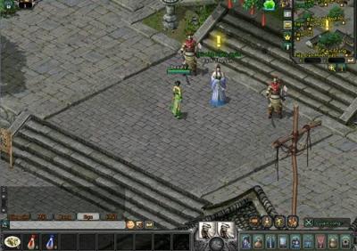 [Kiếm Thế] Hướng Dẫn Những Thao Tác Cơ Bản Mimage004