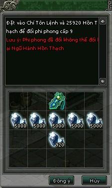 Hình thức mua Phi Phong mới  Ff03