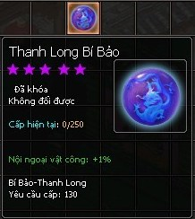 [Thảo Luận] Tài Nguyên Mới Kiếm Thế - Thanh Long Bảo Hạp ThanhLongBiBao