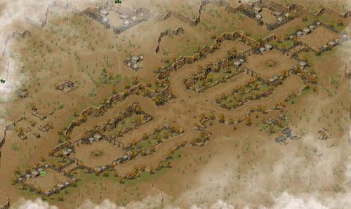 [Kiếm Thế] Bản đồ thi đấu ở Tứ Đại Thống Lĩnh có gì mới? Giaduquan
