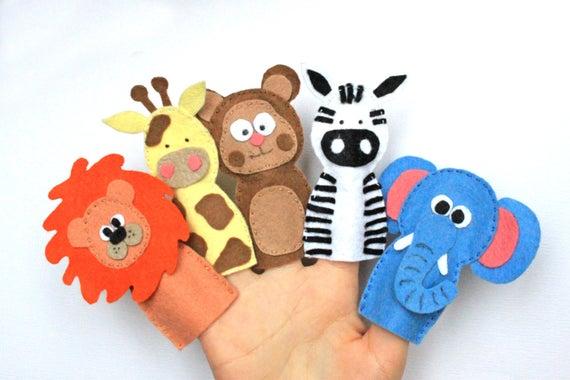 العبي مع اطفالك باصابعك وحكي قصة Il_570xN.415444222_cjrt