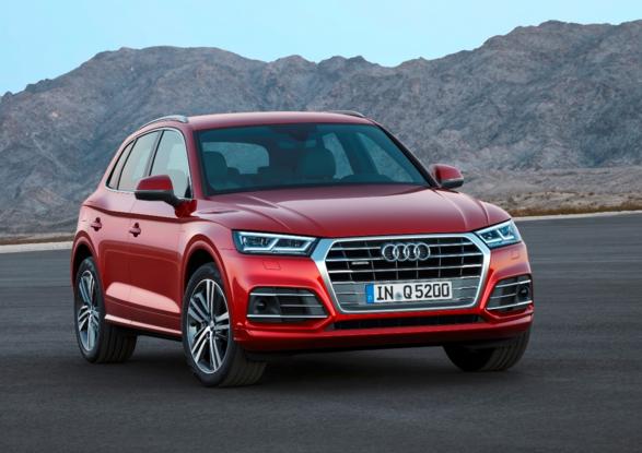Sobre Audi Q5 2018 118490_1