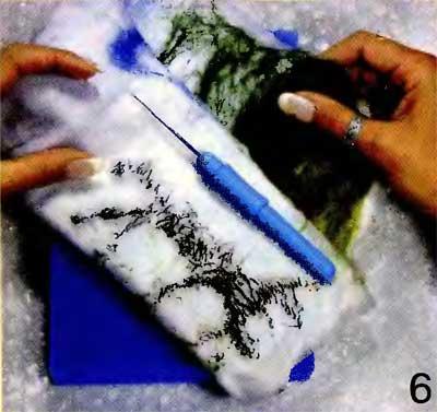 Мягкие картины своими руками. Валяние 23933093_hud6